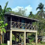 Photo of the Week – Belize's Stilt Houses