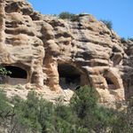 Photo Essay – Gila Cliff Dwellings National Monument