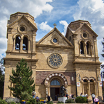 Visiting Saint Francis Cathedral In Santa Fe