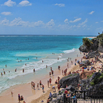Photo of the Week – The Breathtaking Tulum Beach