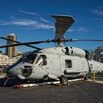 Photo of the Week – Navy Warhawk Helicopter