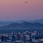 Photo of the Week – The Phoenix Skyline at Dusk