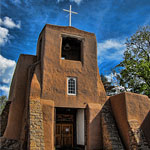 Photo of the Week – San Miguel Mission of Santa Fe