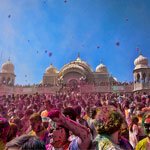Photo – Holi Festival of Colors Celebration