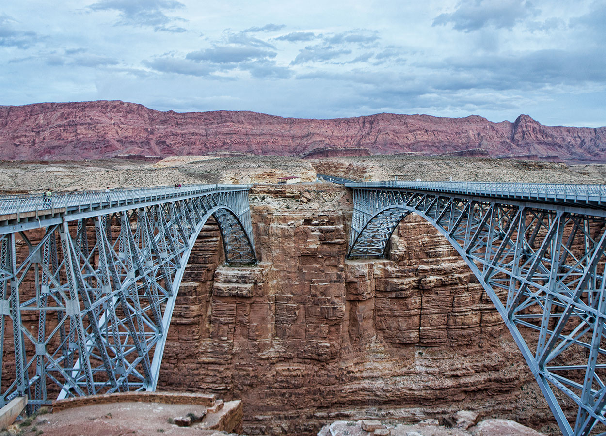 Photo Of The Week Historic Navajo Bridge