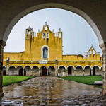 Photo of the Week – The Historic Izamal Monastery