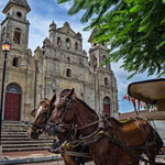 Photo of the Week – A Horse Carriage In Granada, Nicaragua