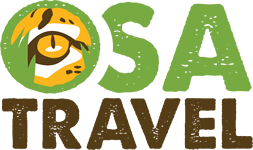 Osa Travel Logo