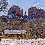 Sedona – The Unexpected Winter Wonderland