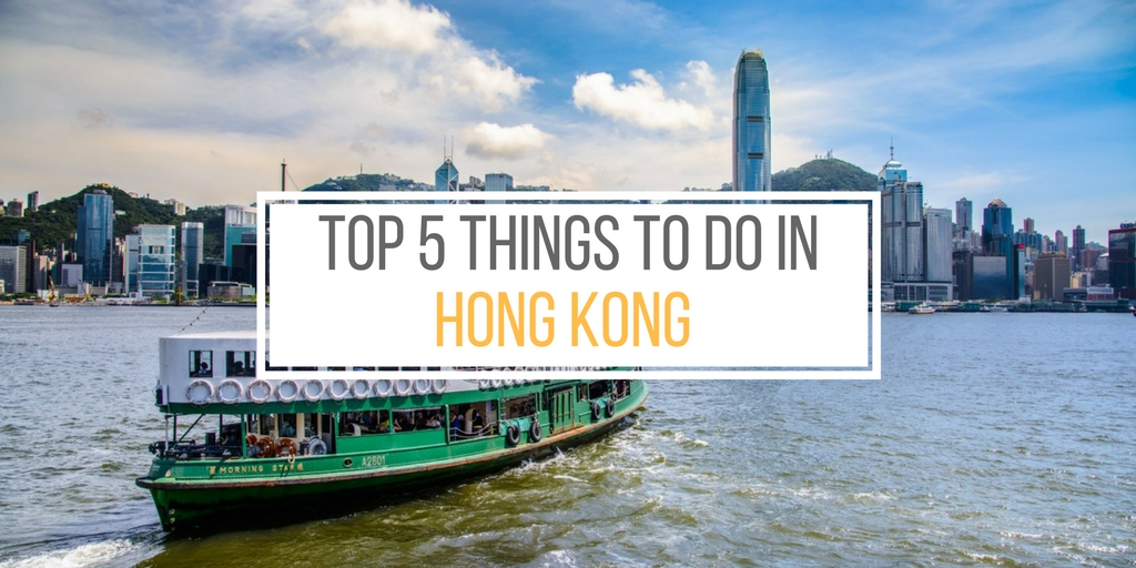 5 Things To Do In Hong Kong For Adventure Seekers