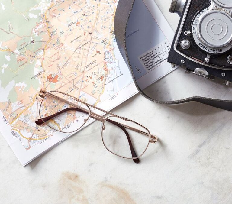Overcoming The Challenges of Traveling With Contact Lenses